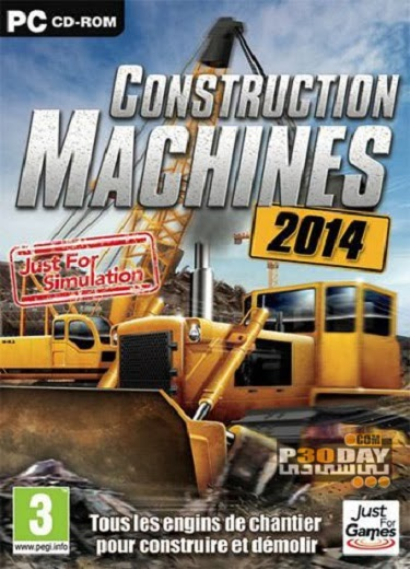 Construction Machines 2014 Full Tek Link