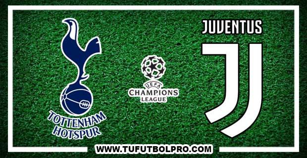 Ver Tottenham vs Juventus EN VIVO Por Internet Hoy 7 de marzo de 2018