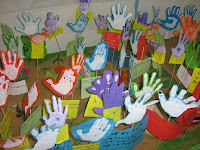 As mans da paz, facede clic
