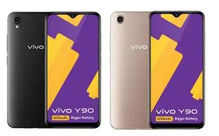 مواصفات و مميزات هاتف فيفو vivo Y90 مواصفات فيفو واى 90 _ vivo Y90  مواصفات فيفو vivo Y90  و سعر موبايل فيفو vivo Y90 - جوال/تليفون فيفو vivo Y90 - الامكانيات/الشاشه/الكاميرات/البطاريه فيفو vivo Y90- مميزات فيفو vivo Y90