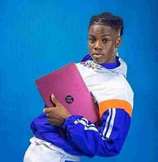 Rema makes a confession of stealing Eric's laptop