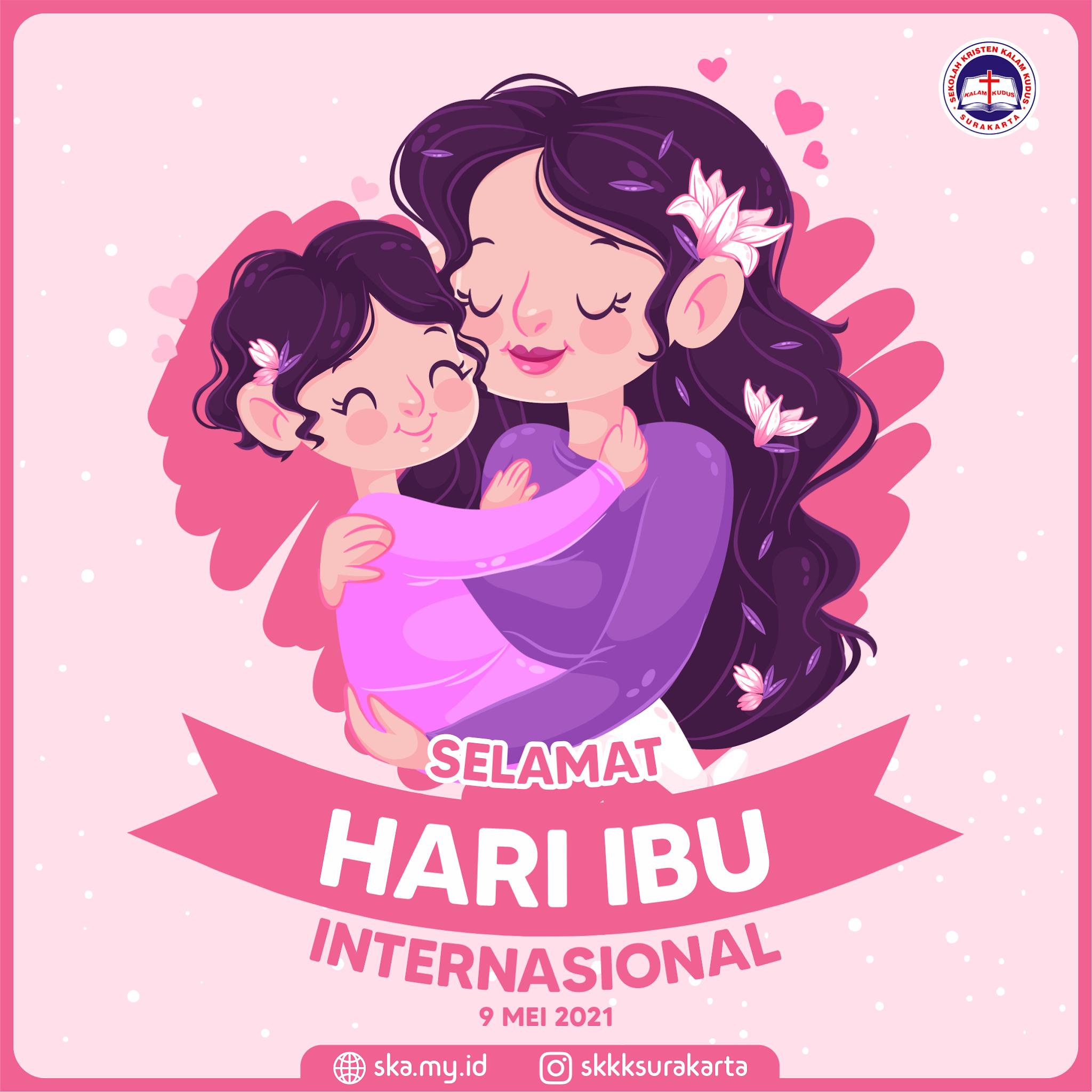 Selamat Hari Ibu Internasional