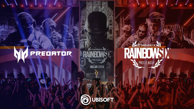 @Ubisoft Kicks Off A Revamped Tom Clancy's @R6esports With @PredatorGaming Sponsorship