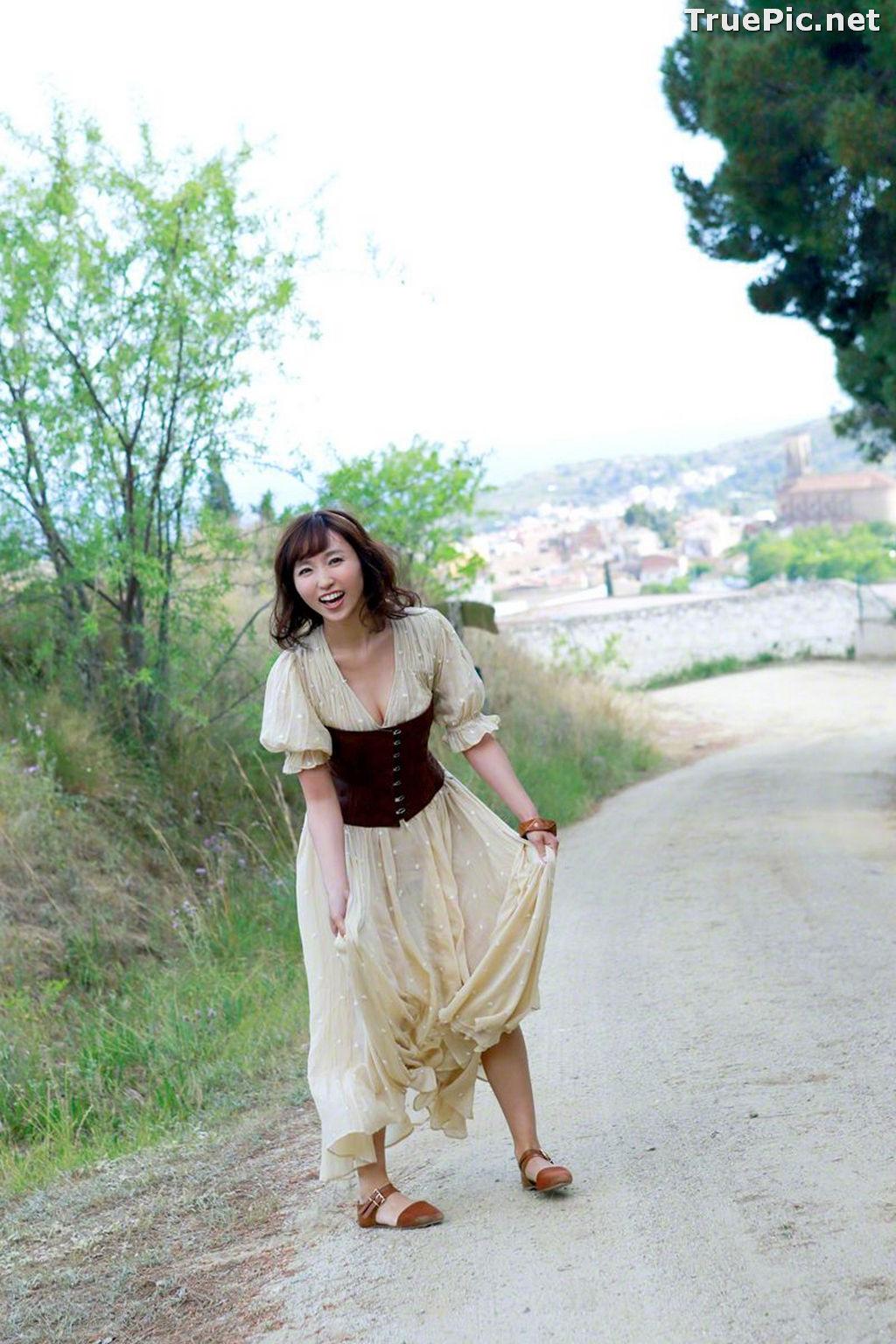 Image Wanibooks No.125 – Japanese Gravure Idol and Singer – Risa Yoshiki - TruePic.net - Picture-6