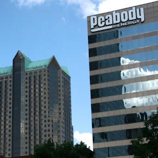 Peabody Energy, le premier producteur de charbon aux Etats-Unis, est au bord du défaut de paiement et de la faillite