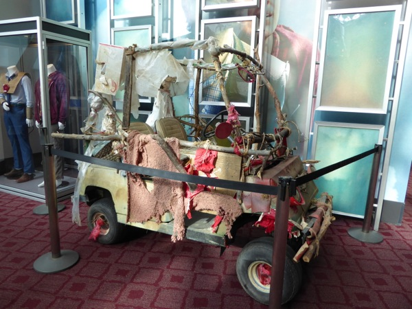 Swiss Army Man movie car prop