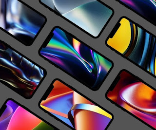 10 Amazing abstract phone wallpapers