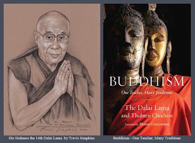 His Holiness the Dalai Lama. Tenzin Gyatso. Tibetan Buddhism. One Teacher, Many Traditions. by Travis Simpkins