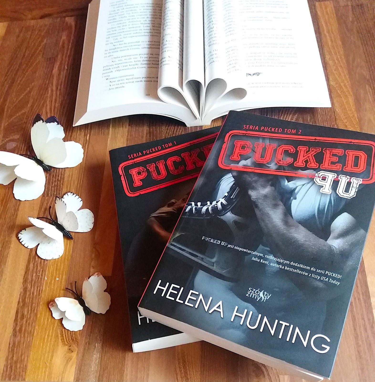 Pucked up Helena Hunting