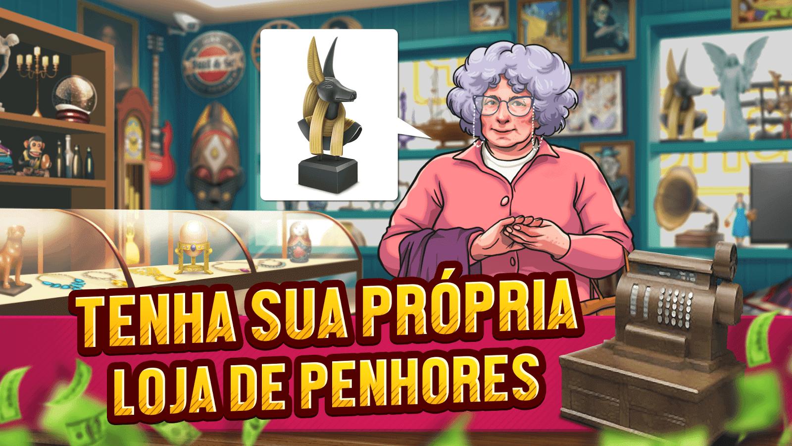 Bid Wars: Pawn Empire MOD DINHEIRO / OURO INFINITO 1.26.2