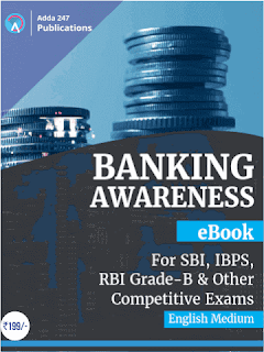 Banking Awareness by Adda247 Paid Book PDF Download