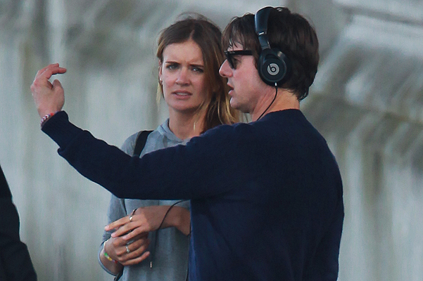 Tom Cruise is ready to make an offer to his lovely Assistant, Emily Thomas