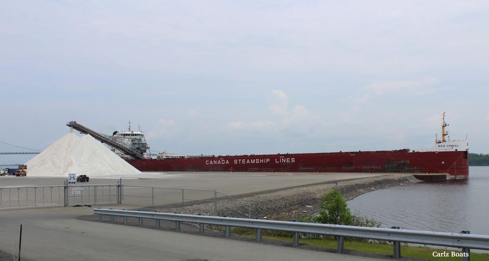 Carlz Boats: Bulk Carrier FEDERAL BARENTS
