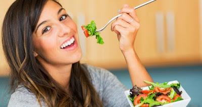 5 Cara Makan untuk Bantu Turunkan Berat Badan