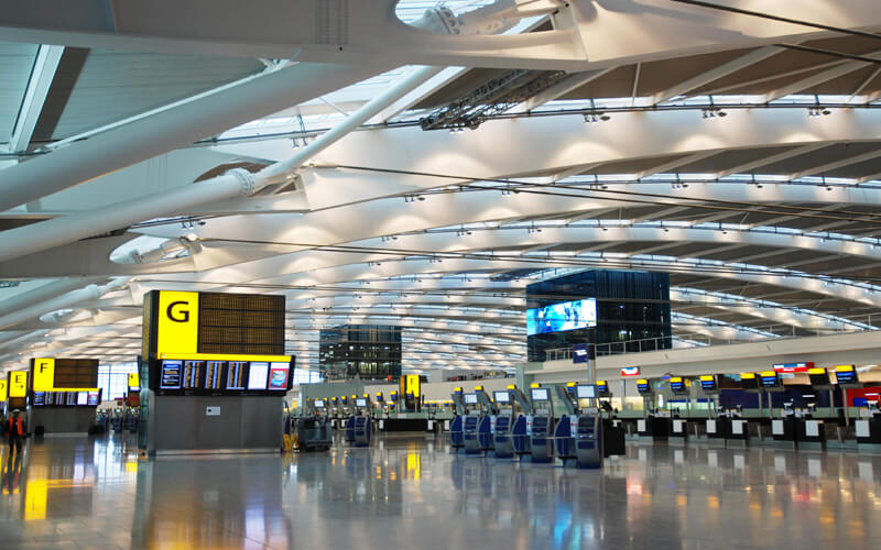 10 biggest Airports in The World 2021