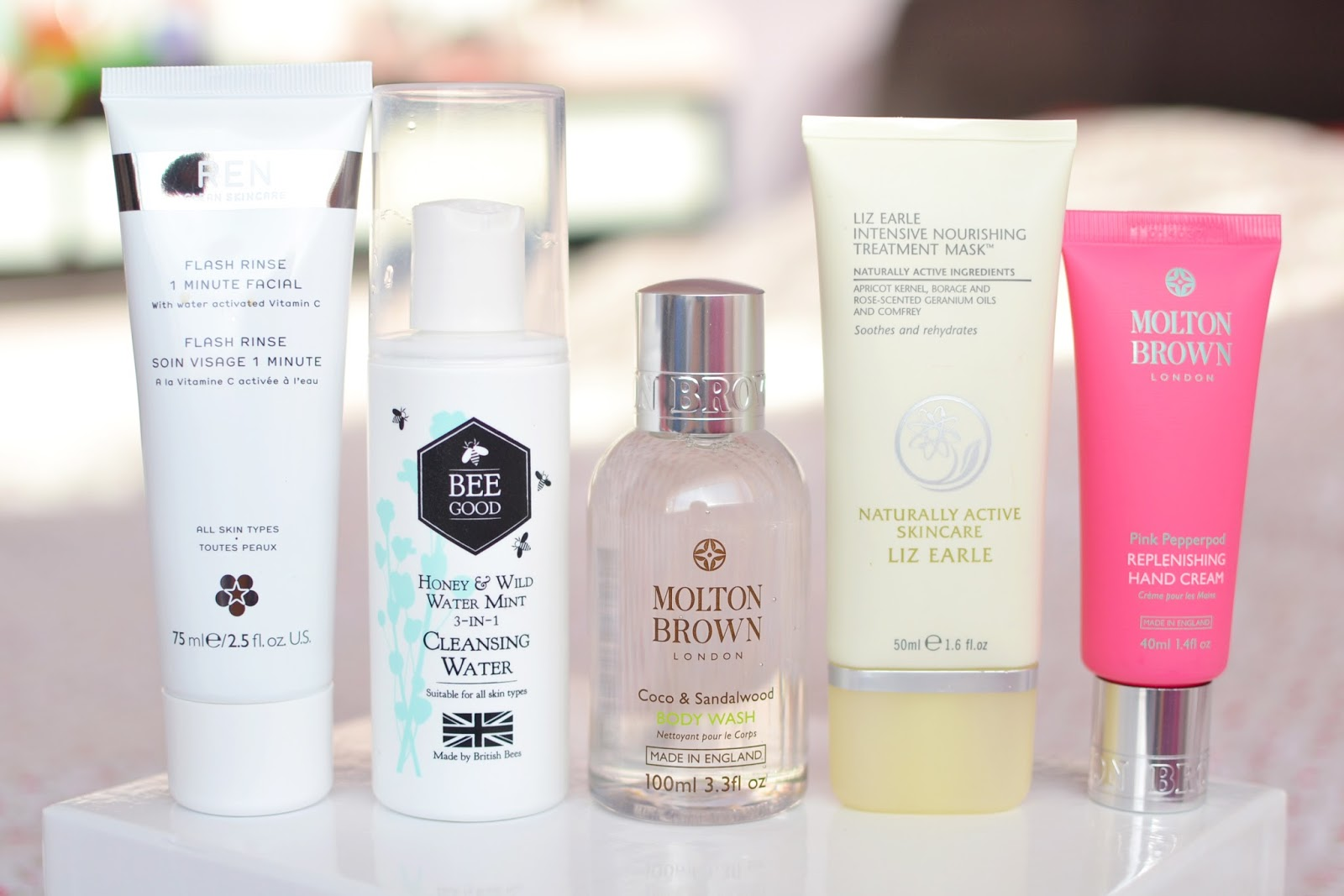 christmas beauty stocking fillers