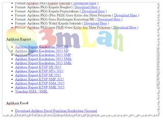 Download Kumpulan Berbagai Aplikasi Untuk Membuat Administrasi Sekolah