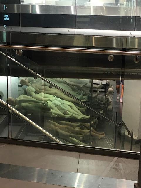 Mannequin Morgue in Sydney