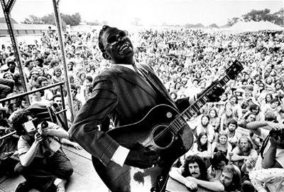 lightnin' hopkins - New Orleans Jazz & Heritage Festival (1974)