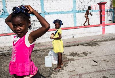 Corentin Fohlen Only colored livre photo chronique Haïti