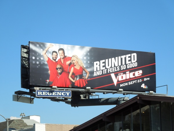 Voice season 5 Reunited it feels so good billboard