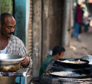 Street food Egyptian style
