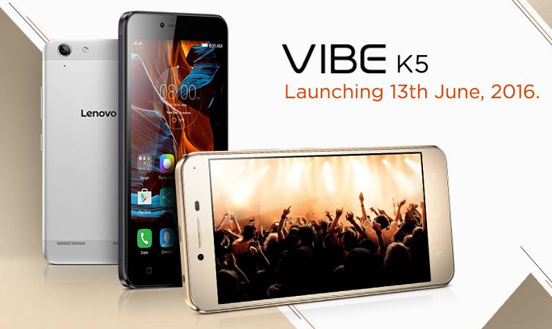 7fa596866b22bf Lenovo Vibe K5 with Snapdragon 415, 4G LTE Launching in India on ...