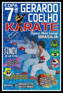 7ª Copa Gerardo Coelho de Karate