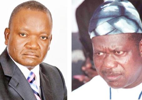 Lagos godfatherism can't work in Benue, Governor Ortom tells Senator Akume