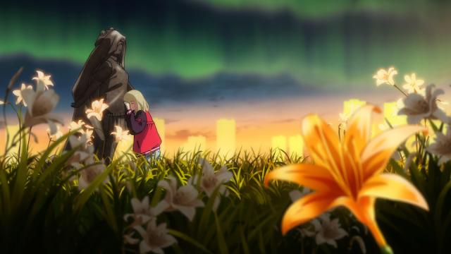 Wonder Egg Priority - Rika and Chiemi