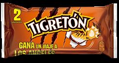 Pastelitos Tigretón