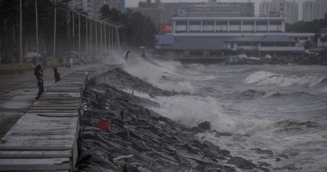 Topan Yutu di Filipina Akibatkan Tanah Longsor, 31 Orang Terperangkap