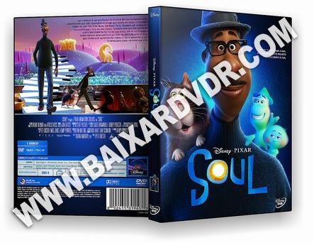 Soul (2020) DVD-R AUTORADO