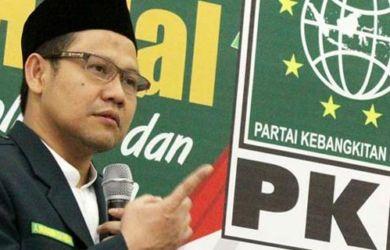 Cak Imin Agak Sewot Ada Koalisi Adil Makmur Gabung Jokowi: Kita Udah Kegemukan!