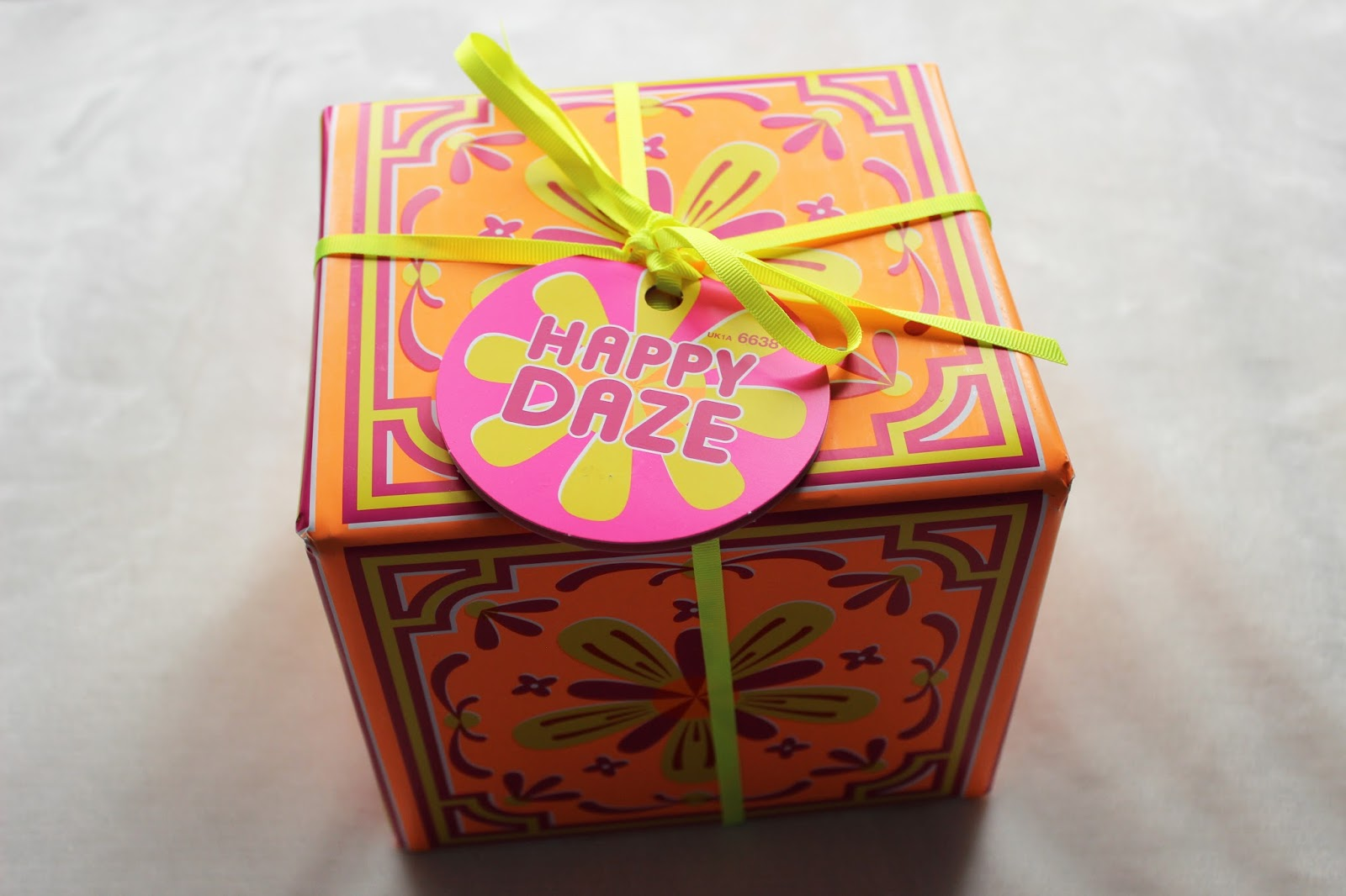 LUSH Happy Daze Gift Box