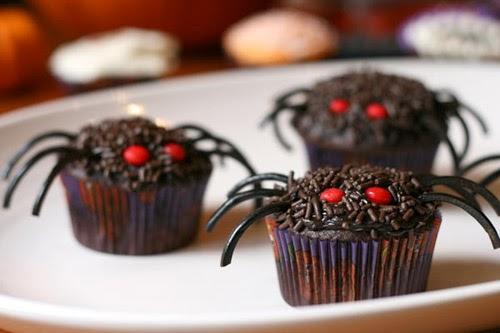 Halloween Cupcake Decorating Ideas | Healthiana