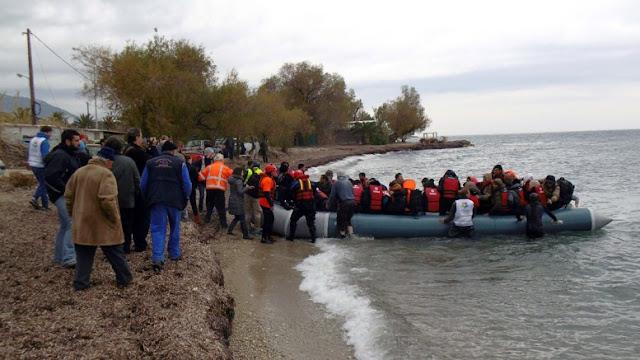 Άρχισε η δεύτερη εισβολή λαθρομεταναστών στα νησιά του Αιγαίου;