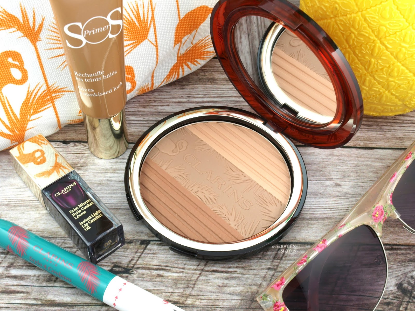 Clarins | Summer 2018 Bronzing Compact: Review and Swatches