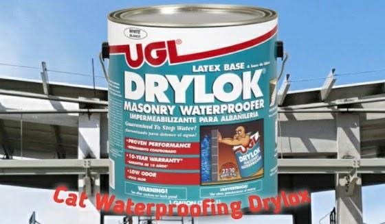 cat waterproofing coating