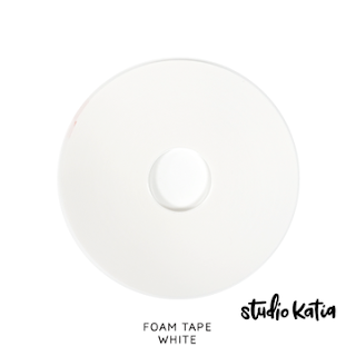 FOAM TAPE - WHITE