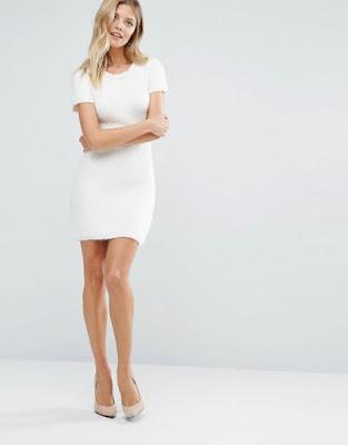 modelos de Vestidos de Blancos de Noche