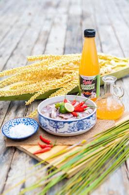 OroqCoco Spicy Vinegar