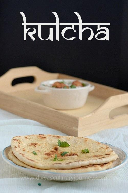 Recipe for soft home made kulcha