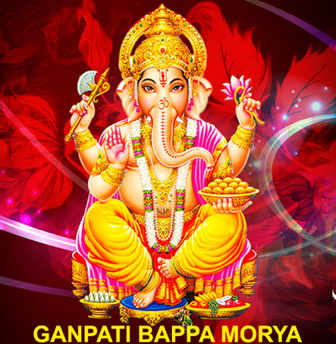 GANESH FESTIVAL GREETINGS