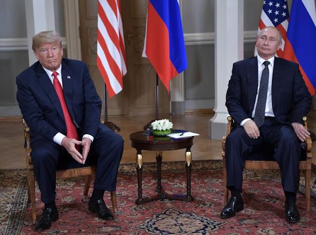 MUNDO: Presidentes de Rusia y de EEUU se reunirán este viernes en Osaka para hablar de Venezuela.