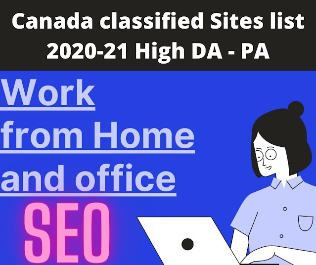 CANADA CLASSIFIED SITES LIST 2020-21 - CLASSIFIED SITE