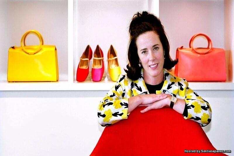 Kate Spade, Pereka Fesyen Terkenal Mati Bunuh Diri