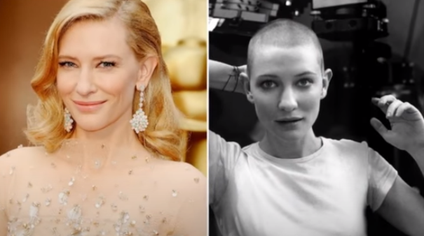 Cate Blanchett in Heaven