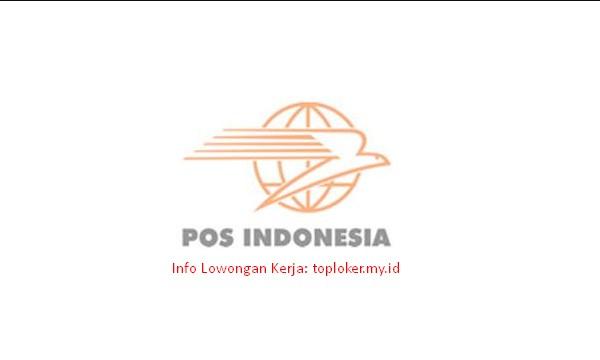 Lowongan Kerja PT POS Indonesia SLTA April 2021