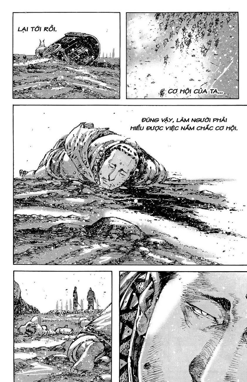 Hỏa phụng liêu nguyên Chương 386: Hoàng kim chi lộ [Remake] trang 16